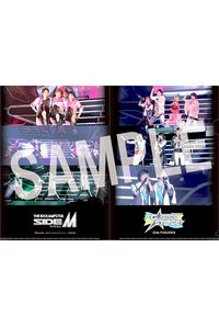 (BD)【特典】A4クリアファイル((BD)THE IDOLM@STER SideM 3rdLIVE TOUR ~GLORIOUS ST@GE!~ LIVE Blu-ray Side FUKUOKA)