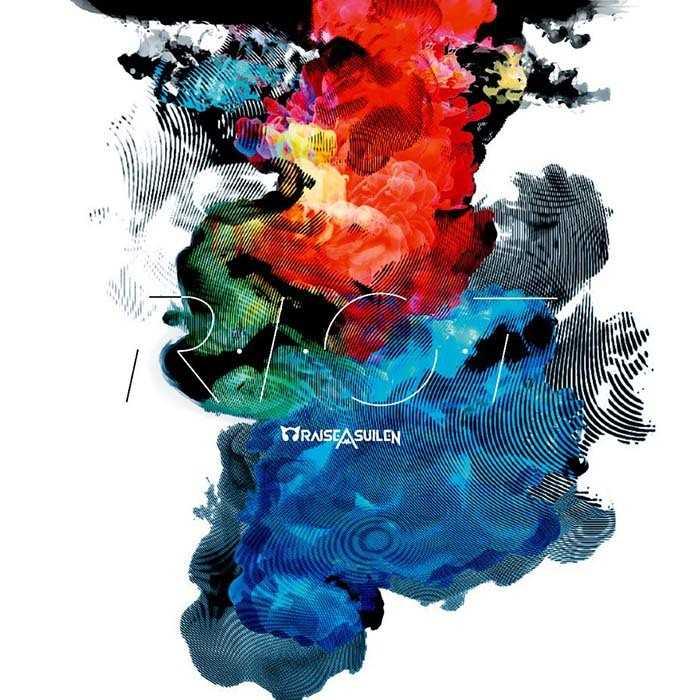 (CD)「BanG Dream!」R・I・O・T(Blu-ray付生産限定盤)/RAISE A SUILEN