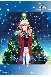 (CD)【特典】ブロマイド((CD)「KING OF PRISM プリズムラッシュ!LIVE」KING OF PRISM X'masWinter Eyes / Happy Happy Birthday!)
