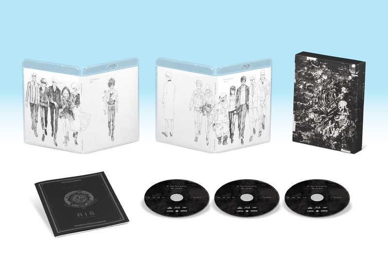 (BD)B: The Beginning Blu-ray Box STANDARD EDITION
