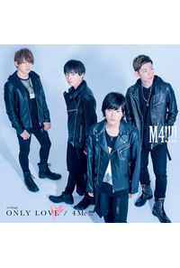 (CD)ONLY LOVE/4 Me!!!!/M4!!!!