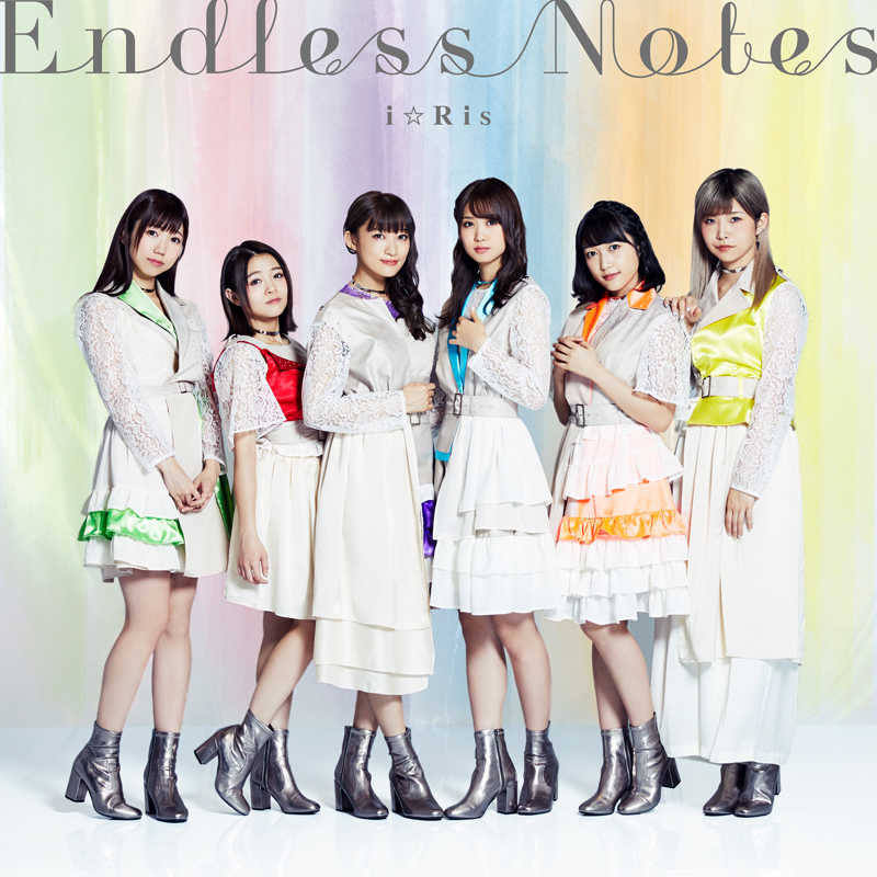 (CD)「グリムノーツ The Animation」エンディングテーマ Endless Notes(CD+DVD)/i☆Ris