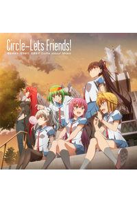 (CD)「サークレット・プリンセス」エンディングテーマ Circle-Lets Friends!