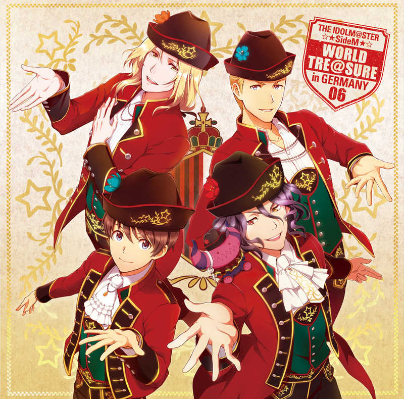 (CD)「アイドルマスター SideM」THE IDOLM@STER SideM WORLD TRE@SURE 06
