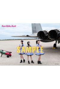 (CD)【特典】ブロマイド(CD)Break the Blue!!(BD付盤)(通常盤)/Run Girls,Run!