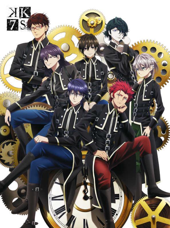 (BD)K SEVEN STORIES Blu-ray BOX SIDE:ONE (期間限定版)