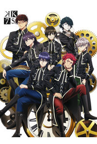 (BD)K SEVEN STORIES Blu-ray BOX SIDE:ONE (期間限定版)