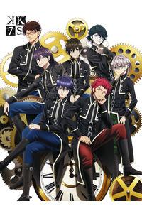(DVD)K SEVEN STORIES DVD BOX SIDE:ONE (期間限定版)