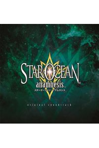 (CD)STAR OCEAN:anamnesis Original Soundtrack