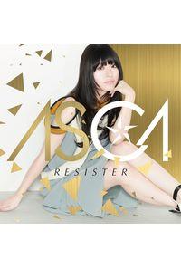 (CD)「ソードアート・オンライン アリシゼーション」オープニングテーマ RESISTER(初回生産限定盤)/ASCA