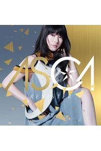 (CD)「ソードアート・オンライン アリシゼーション」オープニングテーマ RESISTER(通常盤)/ASCA