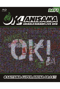 "(BD)Animelo Summer Live 2018""OK!""08.24"