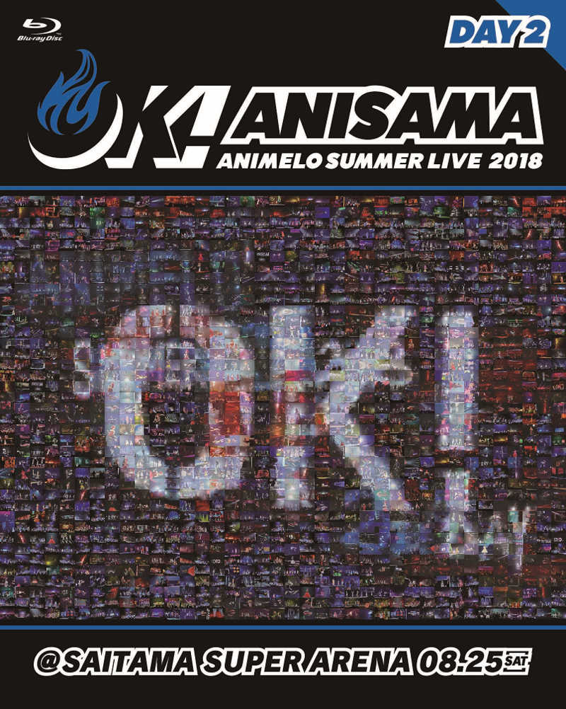"(BD)Animelo Summer Live 2018""OK!""08.25"