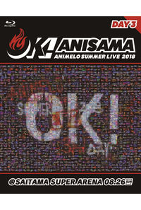 "(BD)Animelo Summer Live 2018""OK!""08.26"