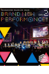 (BD)THE IDOLM@STER MILLION LIVE! 5thLIVE BRAND NEW PERFORM@NCE!!! LIVE Blu-ray DAY2