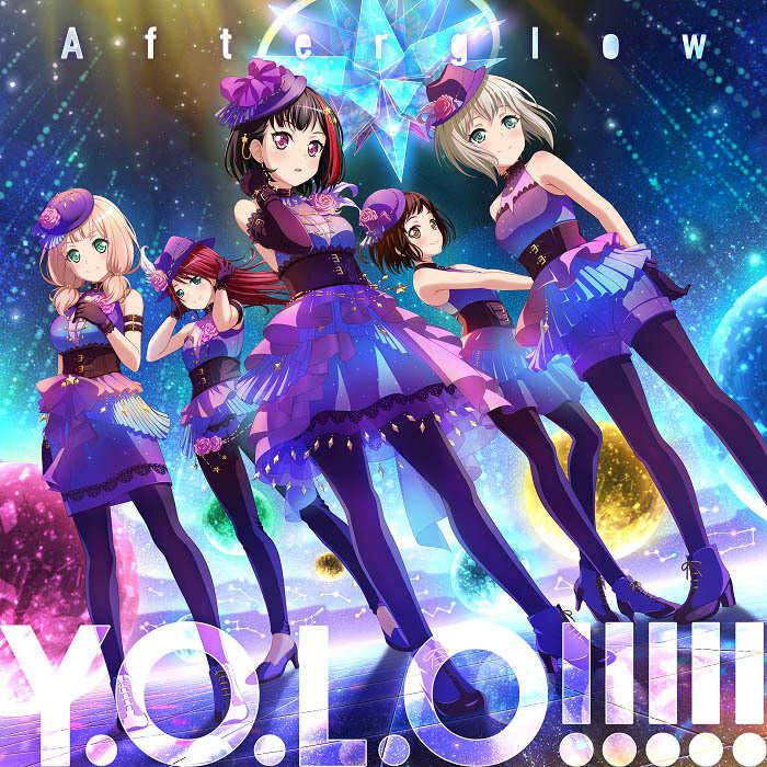(CD)「BanG Dream!」Y.O.L.O!!!!!(Blu-ray付生産限定盤)/Afterglow