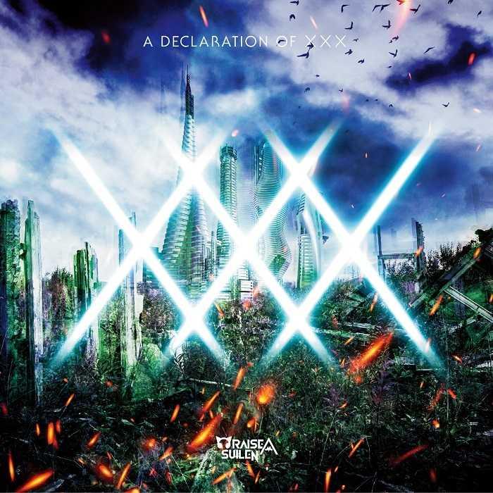 (CD)「BanG Dream!」A DECLARATION OF ×××(通常盤)/RAISE A SUILEN