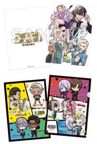 (BD/DVD)【特典】A4クリアファイル2枚セット((BD/DVD)DOUBLE DECKER! ダグ&キリル EXTRA)