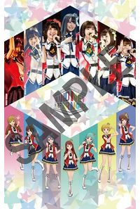 (BD)【特典】B1クロスポスター((BD)THE IDOLM@STER MILLION LIVE! 5thLIVE BRAND NEW PERFORM@NCE!!! LIVE Blu-ray COMPLETE THE@TER(完全生産限定))