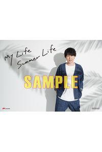 (CD)【特典】ブロマイド(デザインF)((CD)タイトル未定/鈴村健一)