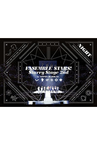 (BD)あんさんぶるスターズ!Starry Stage 2nd ~in 日本武道館~NIGHT盤