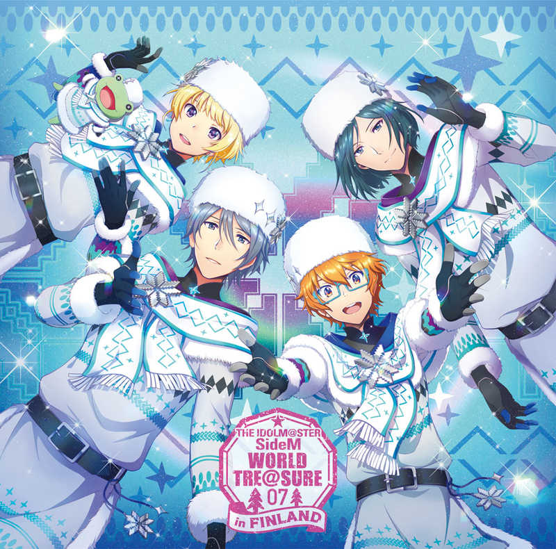 (CD)「アイドルマスター SideM」THE IDOLM@STER SideM WORLD TRE@SURE 07