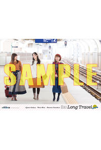 (CD)【特典】A3ミニポスター(CD)THE IDOLM@STER STATION!!! LONG TRAVEL~BEST OF THE IDOLM@STER STATION!!!~