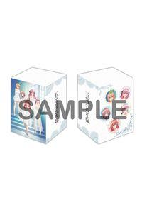 (DVD)【特典】全巻連動特典:全巻収納BOX<描き下ろし絵柄B>((DVD)五等分の花嫁 1-5)