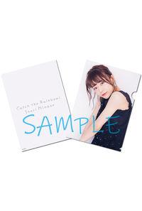 (CD)【特典】A4クリアファイル((CD)Catch the Rainbow!(初回限定盤)/水瀬いのり)