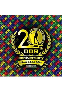 (CD)DanceDanceRevolution 20th Anniversary Non Stop Mix Mixed by DJ KOO