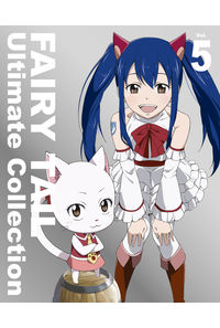(BD)FAIRY TAIL -Ultimate collection- Vol.5
