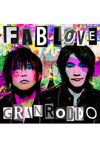 (CD)GRANRODEO 8th Album「FAB LOVE」(初回限定盤)