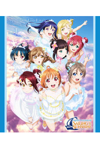 (BD)ラブライブ!サンシャイン!! Aqours 4th LoveLive! ~Sailing to the Sunshine~ Blu-ray Day1