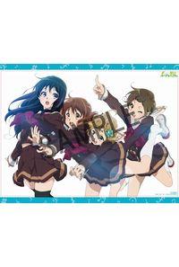(BD)【特典】B2タペストリー((BD)「響け!ユーフォニアム」Blu-ray BOX)
