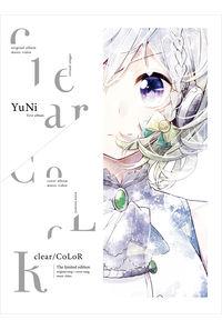 (CD)clear / CoLoR(初回限定盤)/YuNi