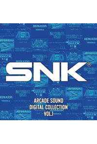 (CD)SNK ARCADE SOUND DIGITAL COLLECTION Vol.1