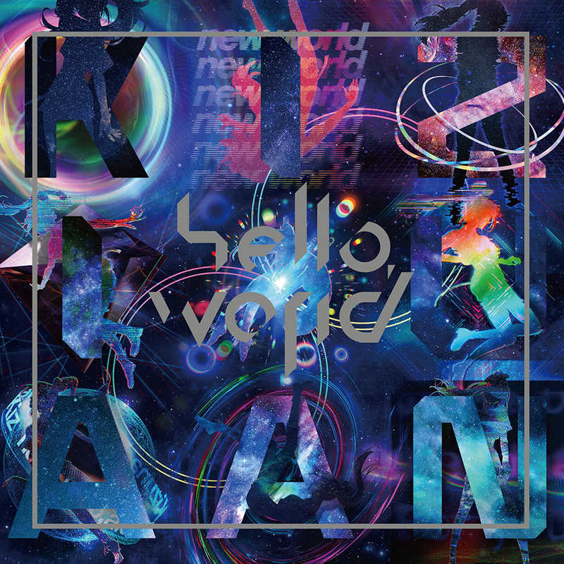 (CD)hello, world(DVD付盤)/Kizuna AI