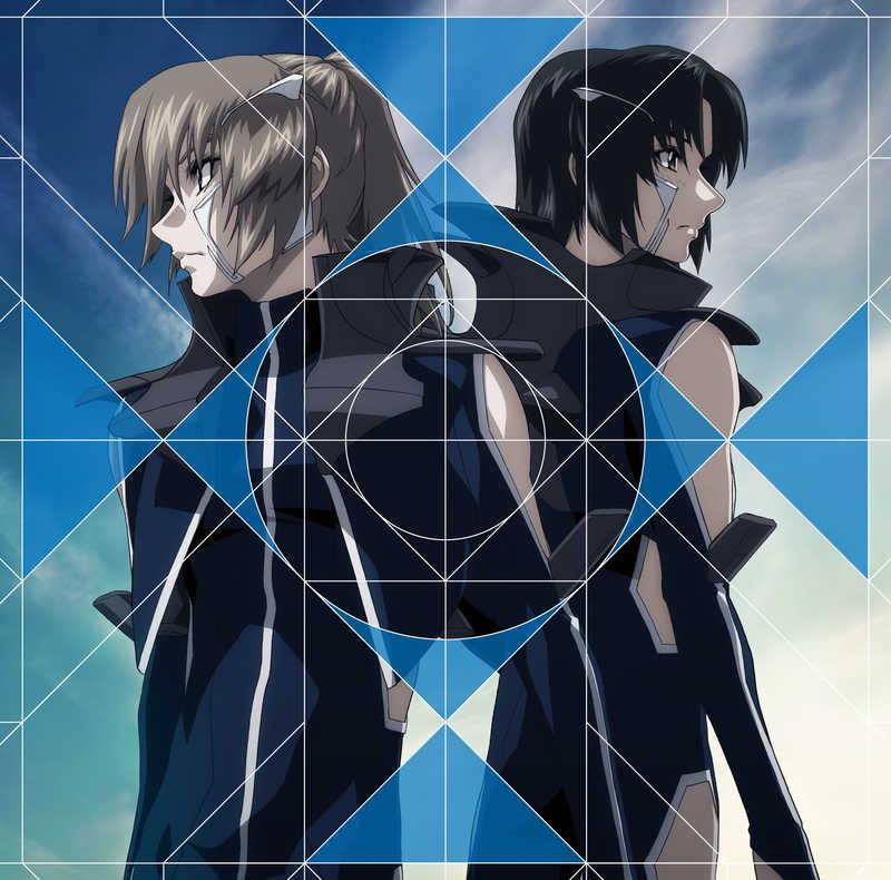(CD)「蒼穹のファフナー THE BEYOND」オープニングテーマ THE BEYOND(アニメ盤)/angela