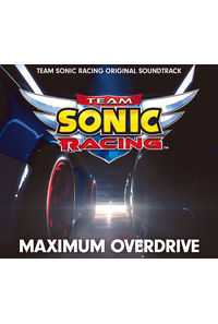 (CD)MAXIMUM OVERDRIVE - TEAM SONIC RACING ORIGINAL SOUNDTRACK