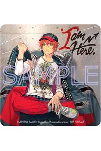 (CD)【特典】各巻特典:コースター(サイズ:90mm×90mm)((CD)うたの☆プリンスさまっ♪ソロベストアルバム 一十木音也「I am Here.」)