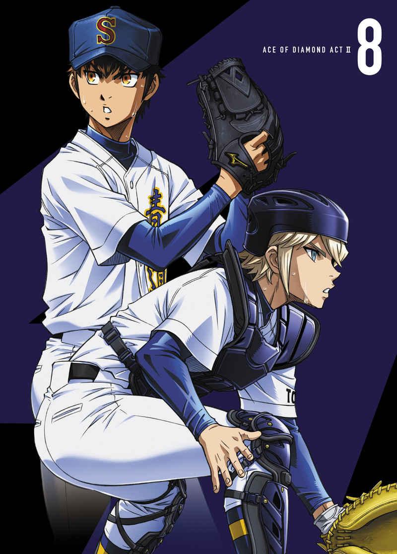 (BD)ダイヤのA actII Blu-ray Vol.8