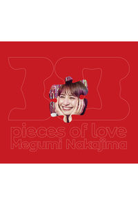 (CD)30 pieces of love(初回限定盤)/中島愛