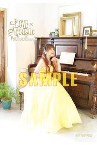 (CD)【特典】ブロマイド((CD)LOVE×Acoustic Vol.1/榊原ゆい)