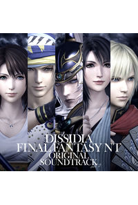(CD)DISSIDIA FINAL FANTASY NT Original Soundtrack Vol.2