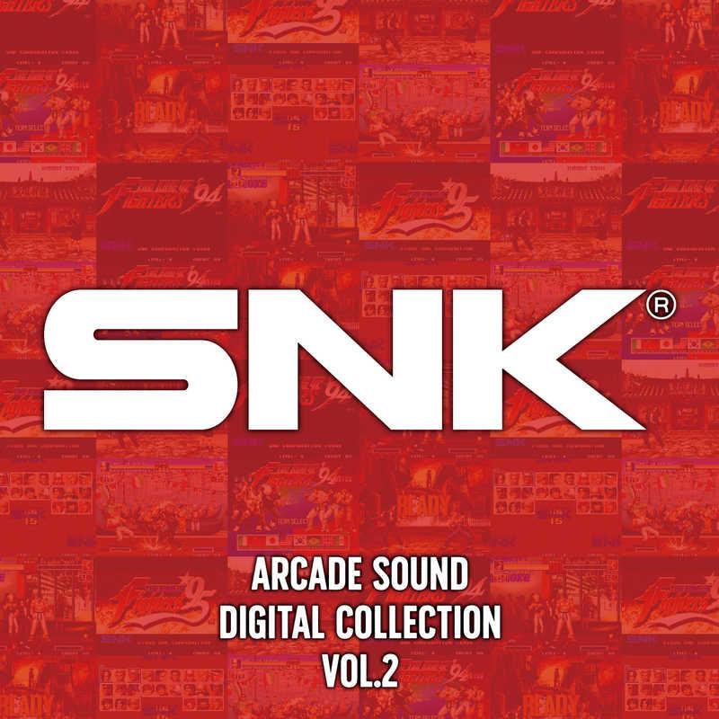 (CD)SNK ARCADE SOUND DIGITAL COLLECTION Vol.2