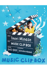 (BD)Inori Minase MUSIC CLIP BOX/水瀬いのり