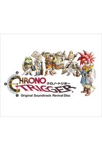 (BD)Chrono Trigger Original Soundtrack Revival Disc(映像付サントラ/Blu-ray Disc Music)