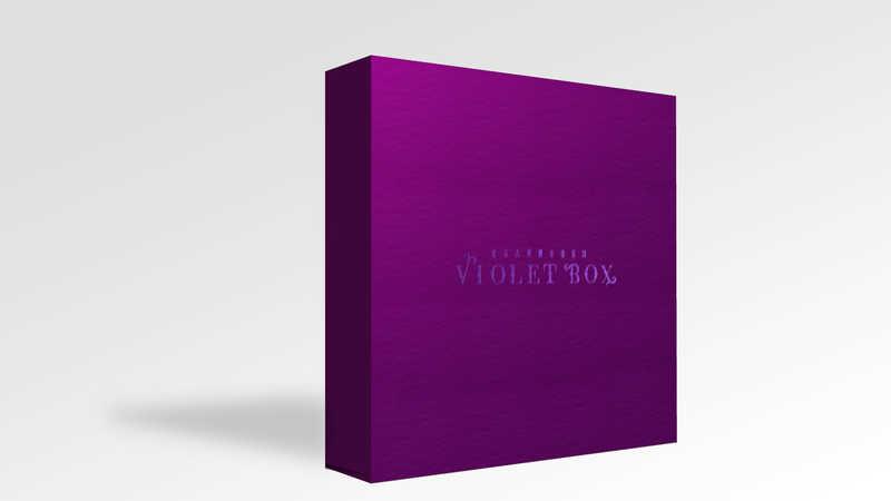 (CD)VIOLET BOX/電気式華憐音楽集団