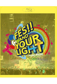 (BD)t7s 4th Anniversary Live -FES!! AND YOUR LIGHT- in Makuhari Messe (初回限定盤)