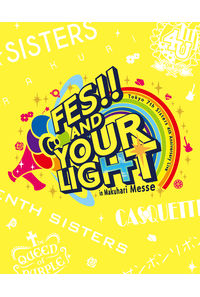 (BD)t7s 4th Anniversary Live -FES!! AND YOUR LIGHT- in Makuhari Messe (通常盤)